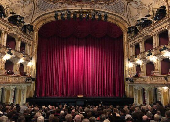 Opernhaus Zuerich